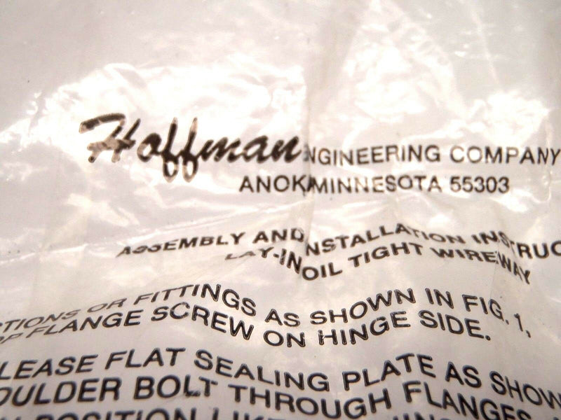 Hoffman 66LSGQR Lay In Oil-Tight Wireway Gasket Kit 19506098 - Maverick Industrial Sales