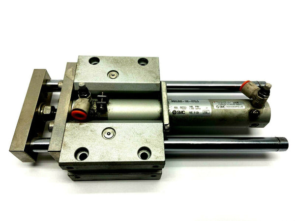 SMC MGCMB20-100-H7CLS Guided Pneumatic Cylinder - Maverick Industrial Sales