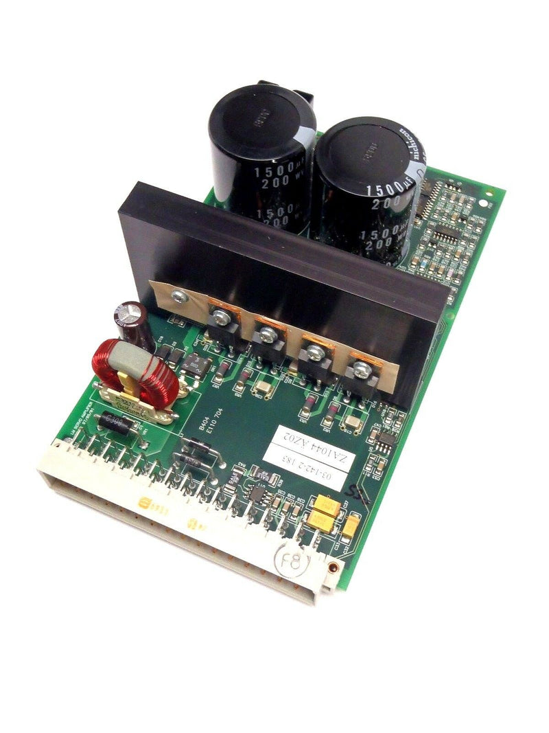 Tucker B404 E110 704 LM Servo Amplifier R3.0D 03-142-2 183 - Maverick Industrial Sales