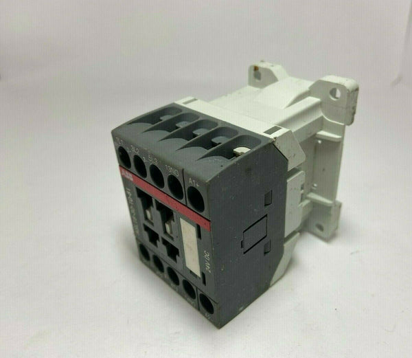 ABB ASL16-30-10 Electrical Contactor 690V 24VDC 12-18 AWG - Maverick Industrial Sales