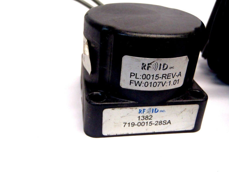 RFID Inc 719-0015-28SA Radio Frequency Hockey Puck Antenna w/ Power Supply - Maverick Industrial Sales