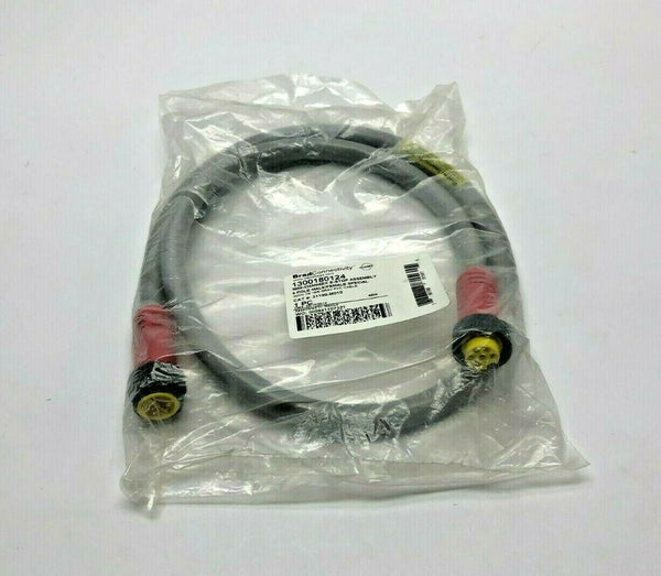 Molex BradConnectivity 1300180124 Min-Change E-Stop Assembly Cable, 51180-M010 - Maverick Industrial Sales