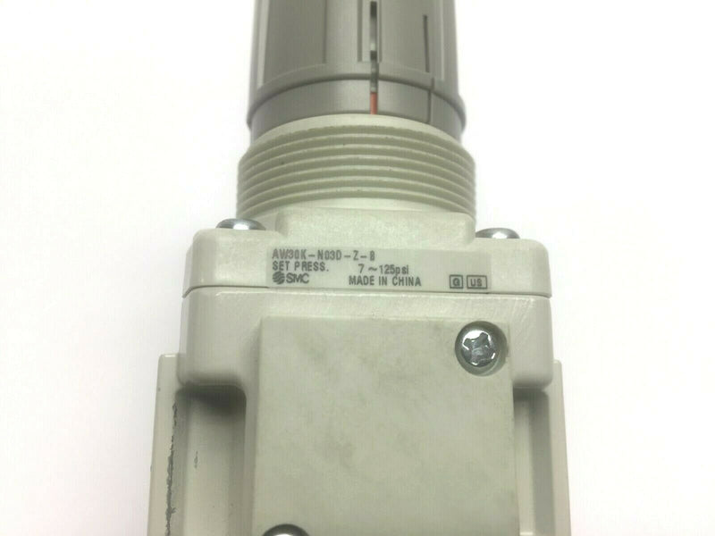 SMC AW30K-N03D-Z-B Filter Regulator - Maverick Industrial Sales