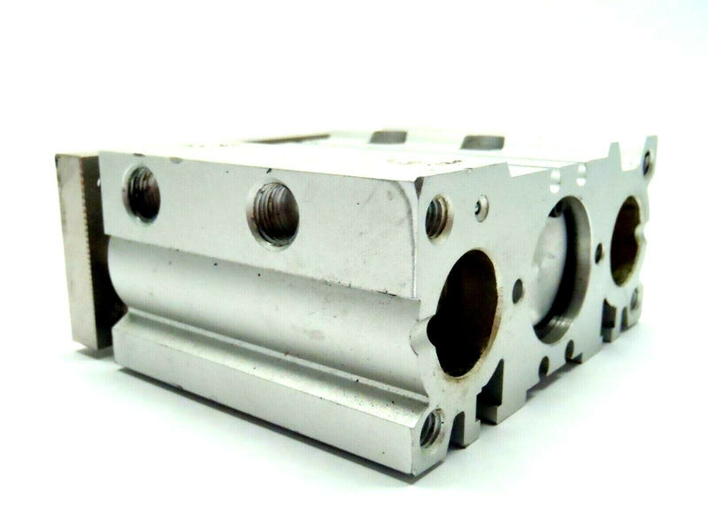 SMC MGPM25-25Z Compact Guide Cylinder 25mm Bore 25mm Stroke - Maverick Industrial Sales