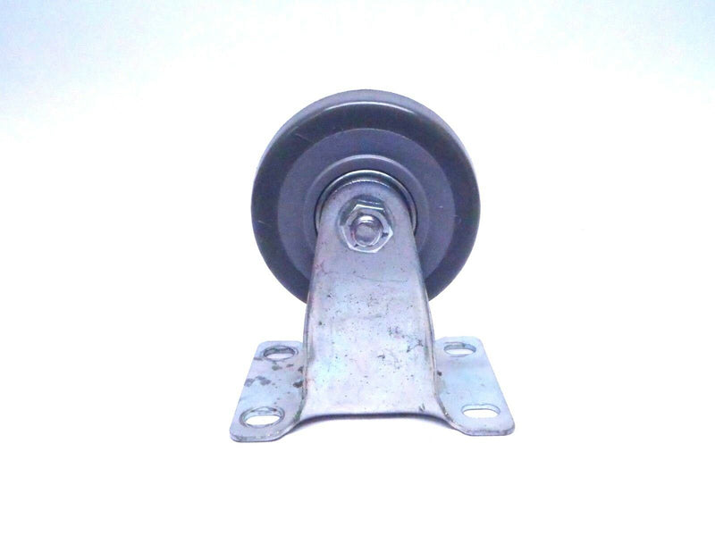 "Shepherd 3"" Stationary Grey Caster - Maverick Industrial Sales"