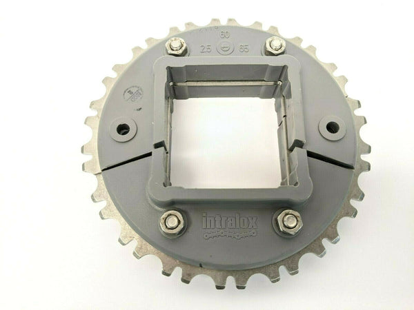 "Intralox Sprocket 60 2.5 65, 2-1/2"" Bore, 6-1/4"" OD, 36 Teeth - Maverick Industrial Sales"