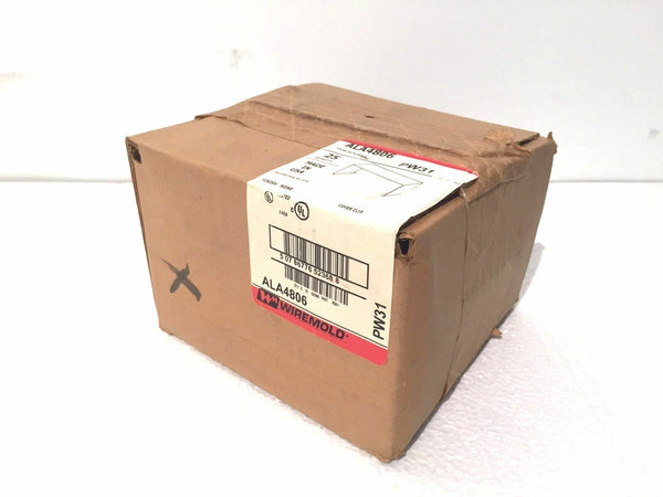 Wiremold PW31 ALA4806 Cover Clips BOX OF 25 - Maverick Industrial Sales