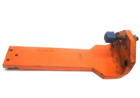"Milco MSC-5042-04 Orange Robotic Welding Gun Robot Arm 13-1/2"" x 5"",3"""