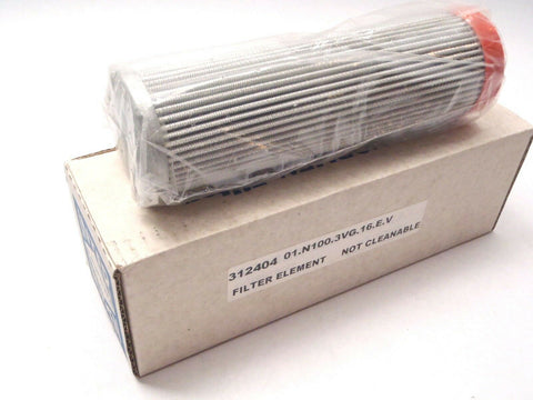 Internormen 312404 01.N100.3VG.16.E.V Hydraulic Filter Element