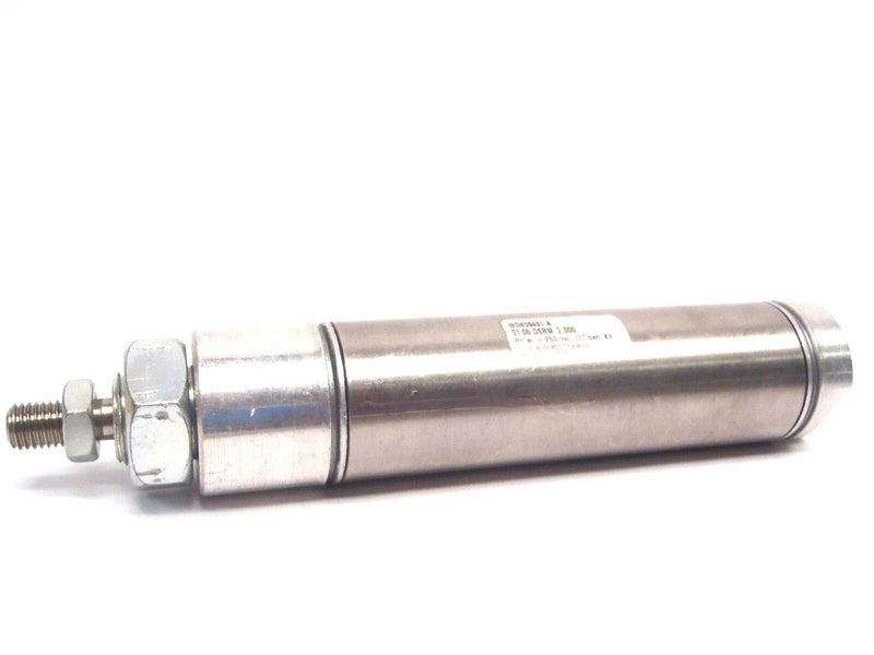 "Parker 01.06 DSRM 2.000 Pneumatic Cylinder 28mm Bore 2"" Stroke - Maverick Industrial Sales"