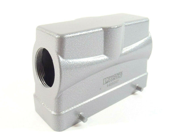 Phoenix Contact 1409367 HC-B 24-TFQ-H-O1STM32S Hood Housing Cover Double Latch - Maverick Industrial Sales