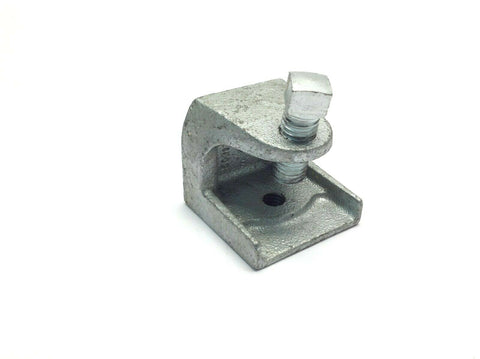 Appleton BH-503 Beam Clamp 1-1/8 Jaw Opening 1/2-13 Threaded Holes