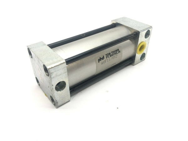 "PHD AVF11/8X2 Pneumatic Cylinder 1-1/8"" Bore 2"" Stroke - Maverick Industrial Sales"