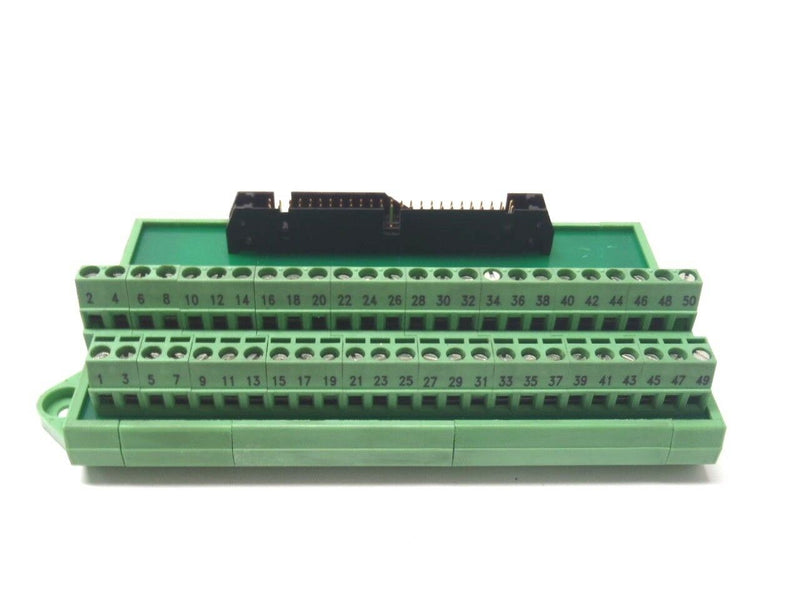 Phoenix Contact FLKM 50 5544079 Rev A Interface Module Terminal - Maverick Industrial Sales