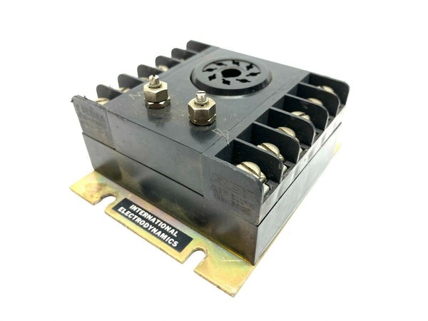 International Electrodynamics PCR-2A Relay Socket - Maverick Industrial Sales