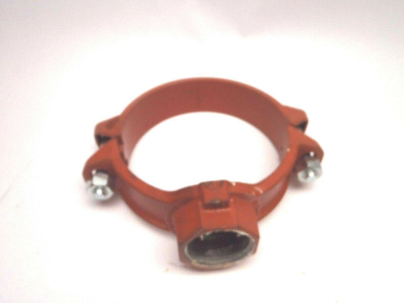 "VIctaulic Style 920 8"" 219 1MM Clamp Coupling 2-1/2"" - Maverick Industrial Sales"