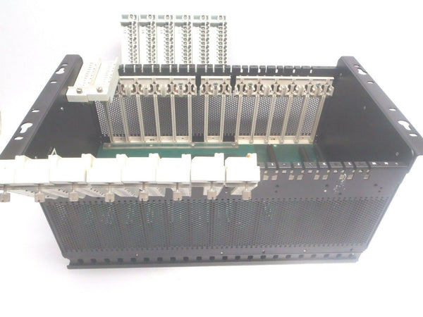 ISSC 620-0090 I/O 10/15 Slot Expansion Rack 8 Card Sets 620-0049 Board - Maverick Industrial Sales