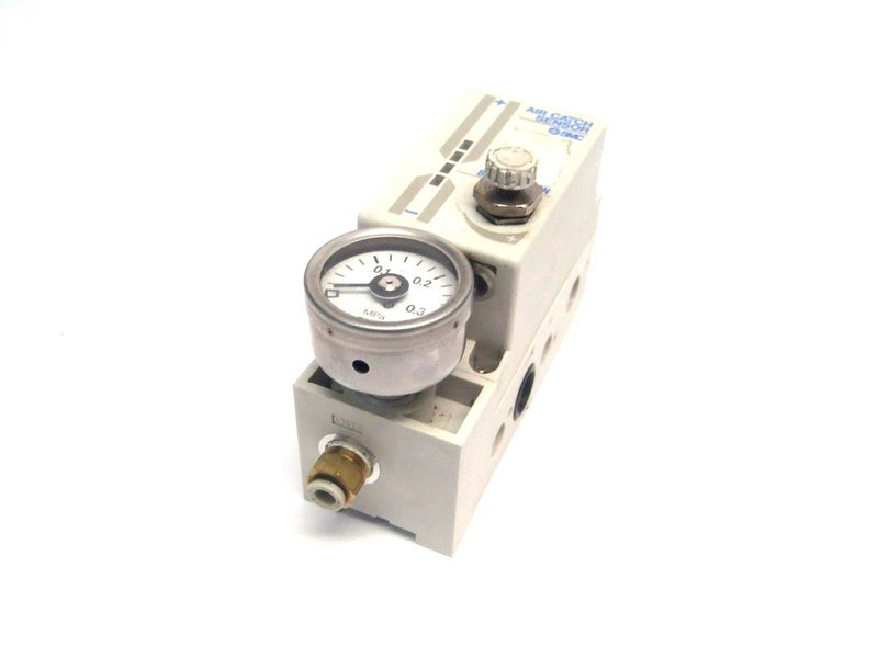 SMC ISA15 Pneumatic Air Catch Sensor 12-24VDC 80mA 200kPa - Maverick Industrial Sales