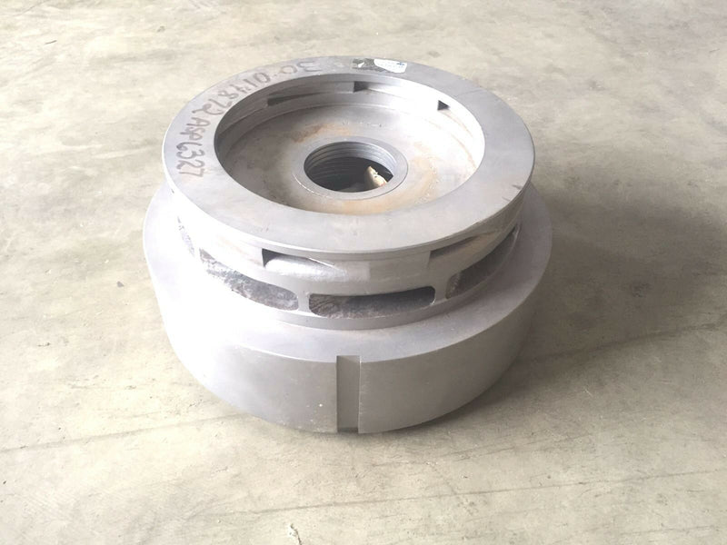GE Turbine J286 500-B52799 Rev 2 Intermediate Cover Parts Power 33 DWG - Maverick Industrial Sales