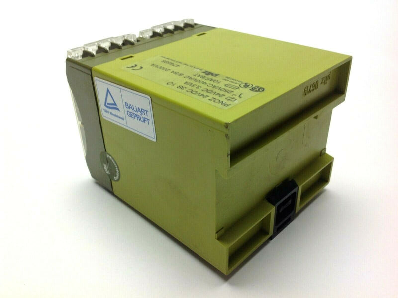 Pilz 474695 Safety Relay PNOZ 24VDC 3S 1O - Maverick Industrial Sales