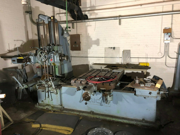Lucas No 41 Precision Machine Spindle Press Station - Maverick Industrial Sales