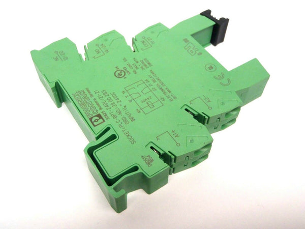 Phoenix Contact PLC-BPT-24DC/21-21 Terminal Block 29 00 283 - Maverick Industrial Sales