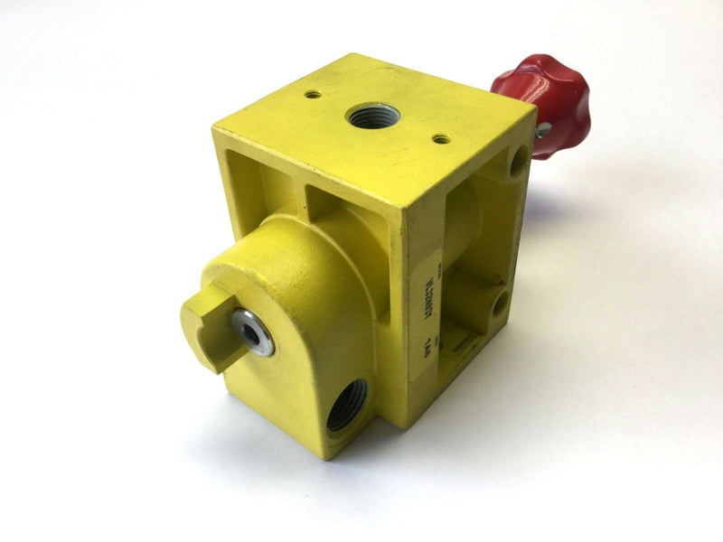 Numatics VL32N03Y Lockout Valve Yellow 1A6 - Maverick Industrial Sales