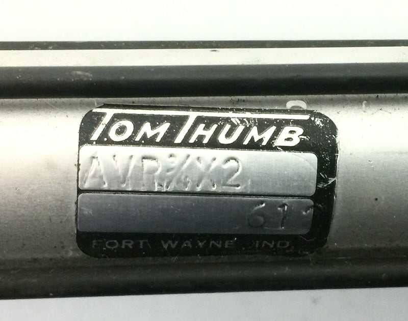 "PHD Tom Thumb AVR3/4X2 Pneumatic Cylinder 3/4"" Bore 2"" Stroke - Maverick Industrial Sales"