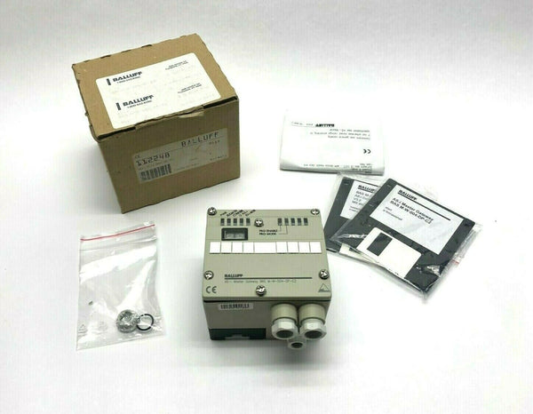 Balluff AS-i Master Gateway BAS M-W-004-DP-C2, ASi Interface - Maverick Industrial Sales