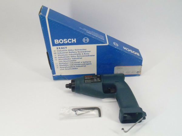 Bosch 0 602 490 402 Exact Battery Operated Industrial Drill Driver - Maverick Industrial Sales