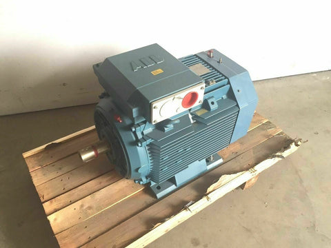 ABB M3BP 225 SMB 2 IEC 225 S/M 55, 52KW, 3561 RPM 575V 64A IP 55 Electric Motor
