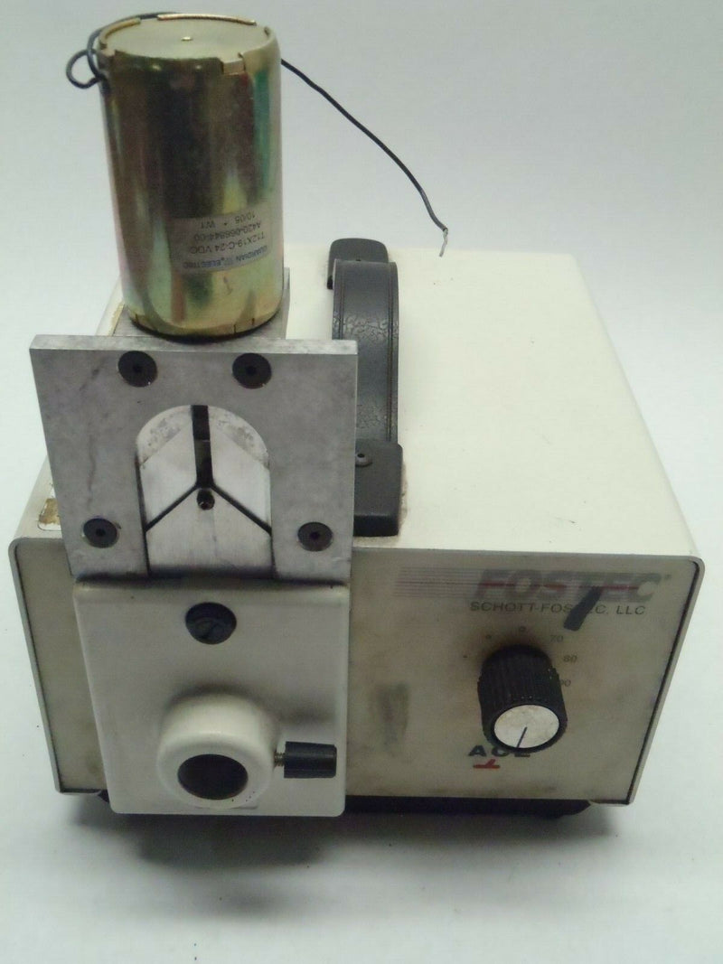 Schott-Fostec 20500 Ace I with Solenoid Controlled Shutter - Maverick Industrial Sales