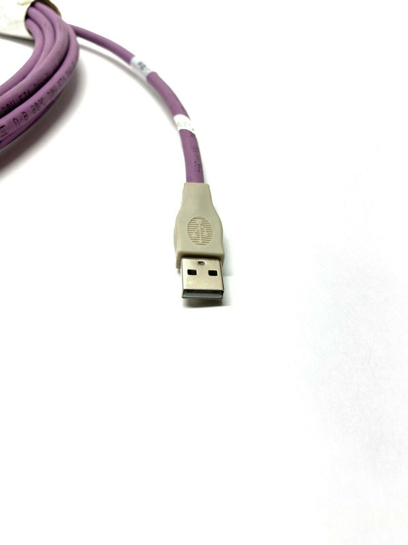 Igus CFBUS-066 Chainflex Bus Cable 7m Length TPE Jacket USB-A to USB-A - Maverick Industrial Sales