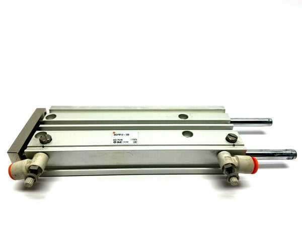 SMC MGPM12-125 Compact Guide Pneumatic Cylinder - Maverick Industrial Sales