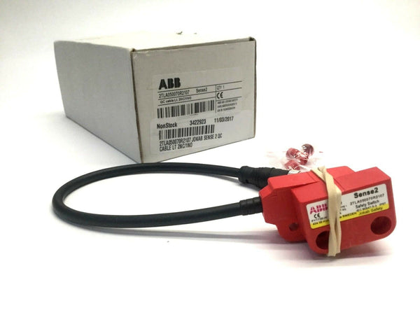 ABB 2TLA050070R2107 Sense2 Safety Switch QC Cable - Maverick Industrial Sales