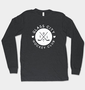 Glass City Hockey Unisex Long Sleeve T-Shirt