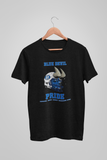 Blue Devil Pride Unisex Triblend Short-sleeve T-shirt