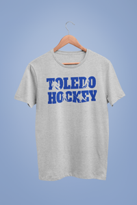 Toledo Hockey Cutout Tee