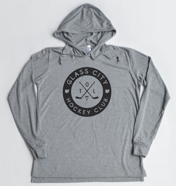 Glass City Hockey Unisex Long Sleeve T-Shirt Hoodie