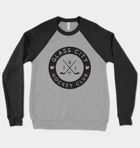 Glass City Hockey Unisex Crewneck Sweatshirt