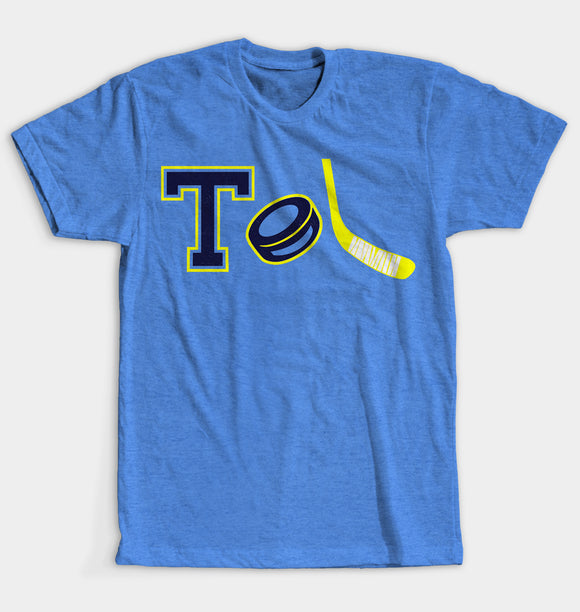 TOL Hockey Unisex T-shirt