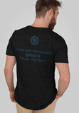"Dragon Shepherd ""Live for Something Bigger"" T-shirt"