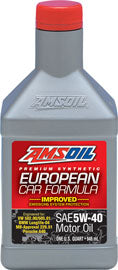 AMSOIL European Improved ESP Motor Oil 1 (5W-40)
