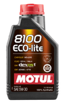 Motul 8100 ECO-Lite C2 5w30 1L Engine Oil