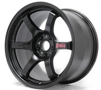 Gramlights 57DR 18x9.5 +38 Gloss Black 5x100