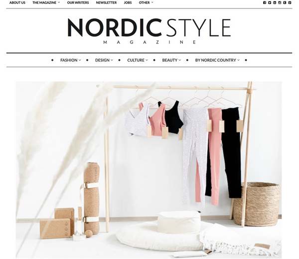 The Asanas x Nordic Style Magazine