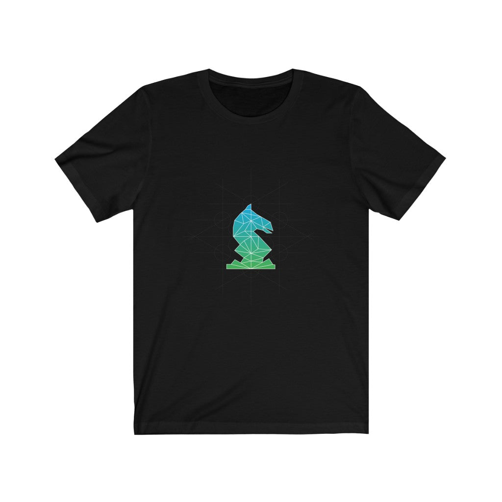 Colorful Knight - Unisex Jersey Short Sleeve Tee