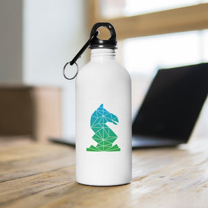 Colorful Knight - Stainless Steel Water Bottle