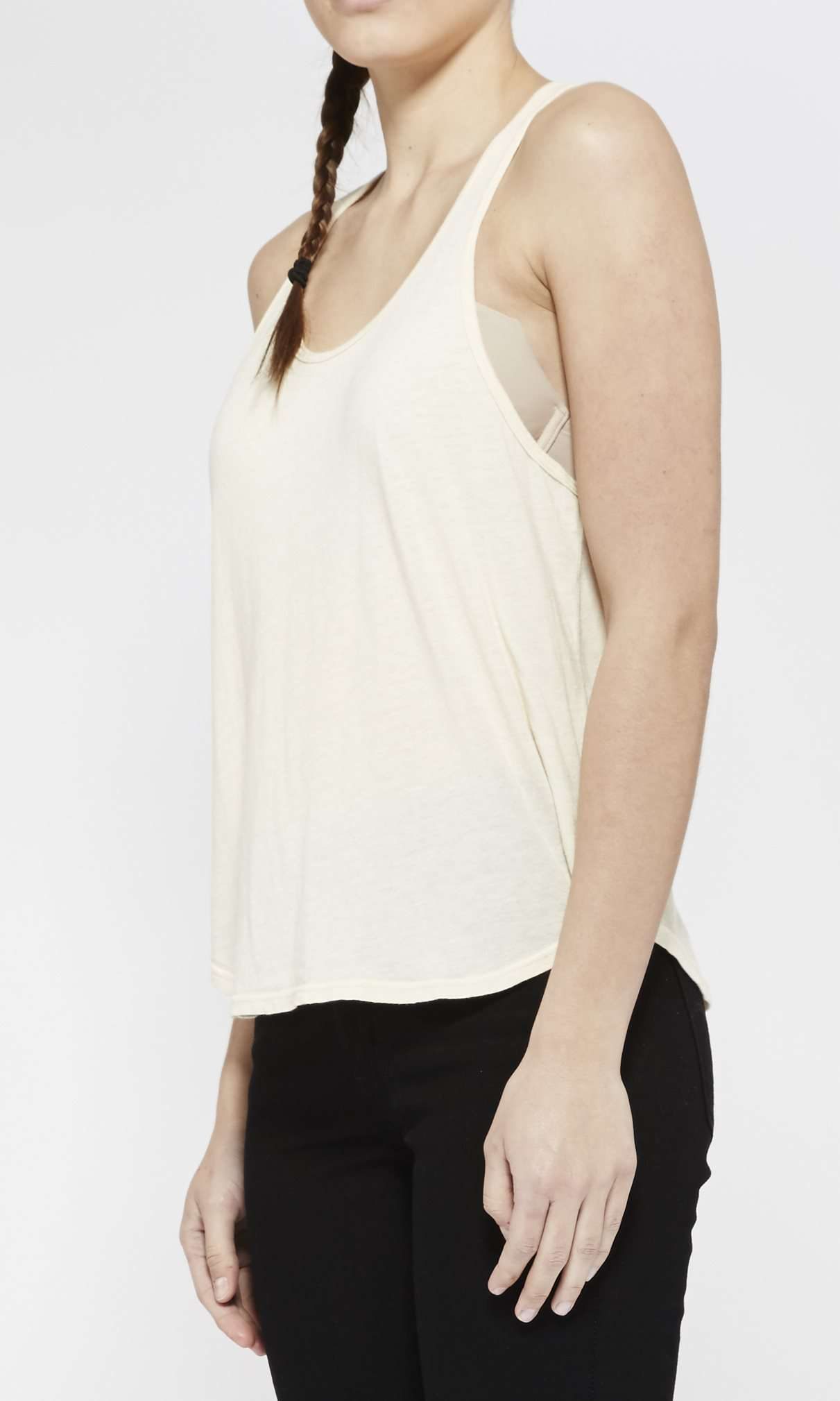 PATTI TANK - OFF WHITE XS