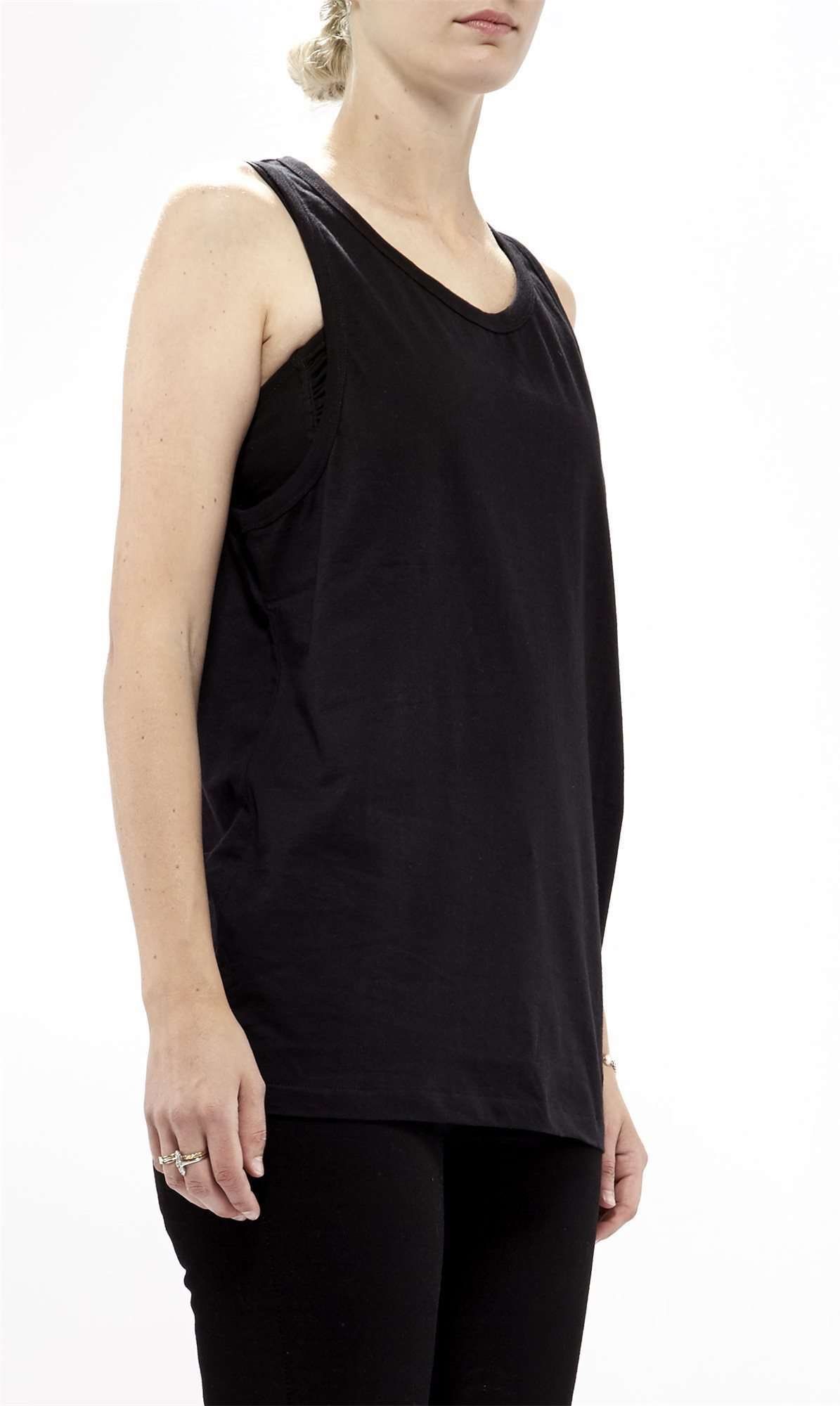ORIGINAL STOCK TANK TOP - HVID S